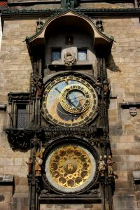 Astronomical clock - preview