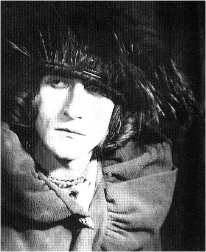 Man Ray, Rrose Sélavy, 1921.